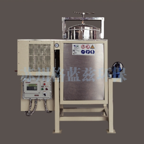 怒江溶剂回收机H-100